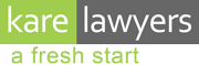 Kare Lawyers, personal injury compensation lawyers Logo